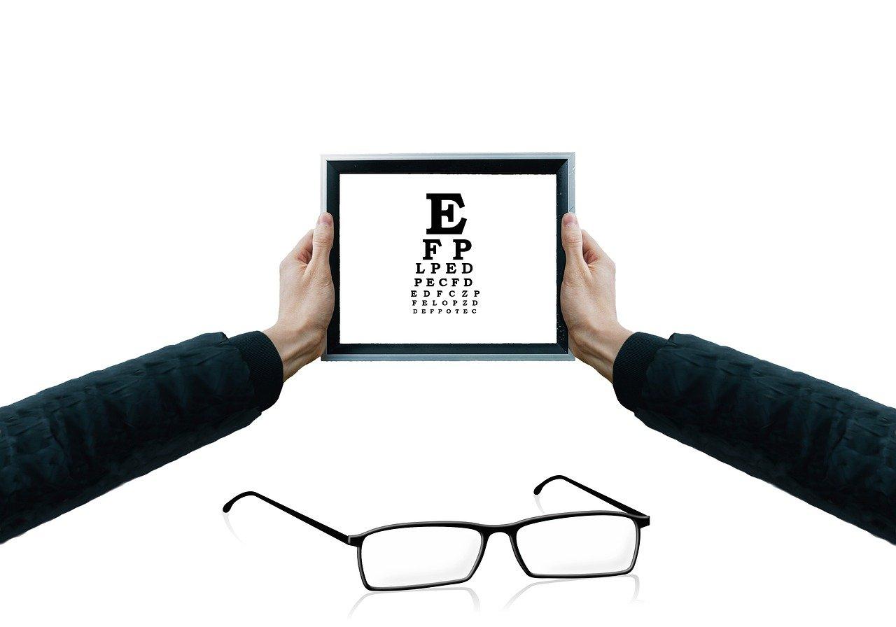 Presbyopia Long Sightedness Focus  - Tumisu / Pixabay